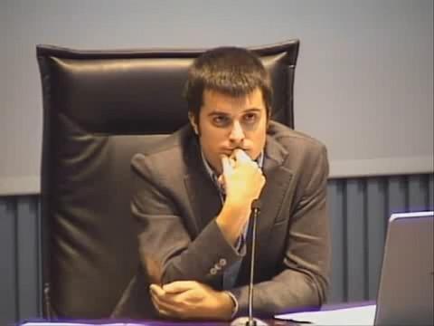 Borja Verea Fraiz, subdirector xeral de Réxime Xurídico Local, Dirección Xeral de Administración Local. - Xornada: Competencias da Administración Local na aplicación da Lei 3/2007,de 9 abril, de prevención e defensa contra os incendios forestais de Galicia